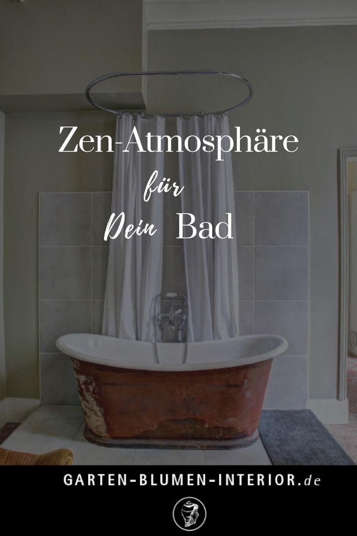 Wellness Badezimmer Zen Gefuhl Furs Bad Bad Einrichten Bad