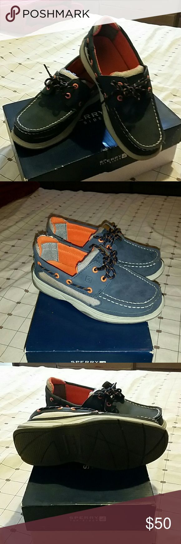 Boys Sperry Used in good condition only used 3 times Sperry Top-Sider Shoes Dress Shoes