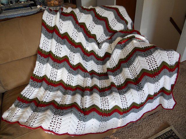 Mejores 136 imágenes de Crochet Ripple Mania! en Pinterest ...