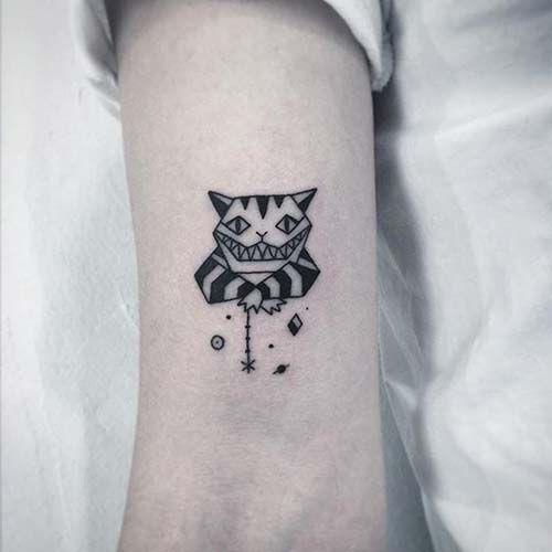 kedi dövmeleri cat tattoos 13