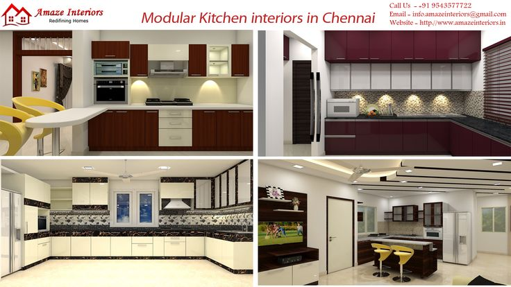 Kitchen Interior For Modular Kitchens In Chennai Unique Interior Design Commercial Design