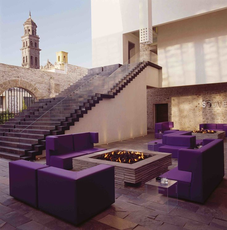 12 Modern Hotels in Historic Buildings Around the World - Photo 24 of 24 - The interiors of La Purificadora in Puebla, Mexico