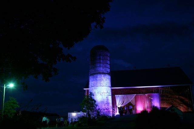 Our 1800s barn perfect for your rustic wedding in Caledon, Ontario! www.cambiumfarms.com