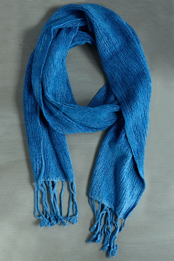Bamboo Chenille Scarf