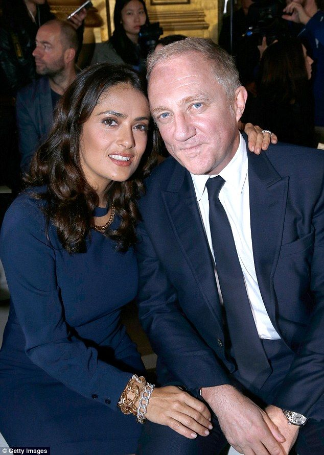 FROW favourites: The stylish star and the fashion maven - who reportedly boasts a net wort...