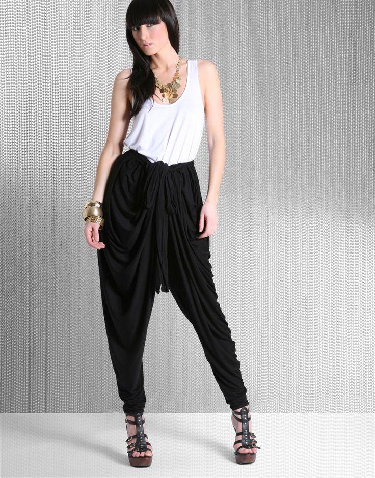Black dress pants 00 xiao