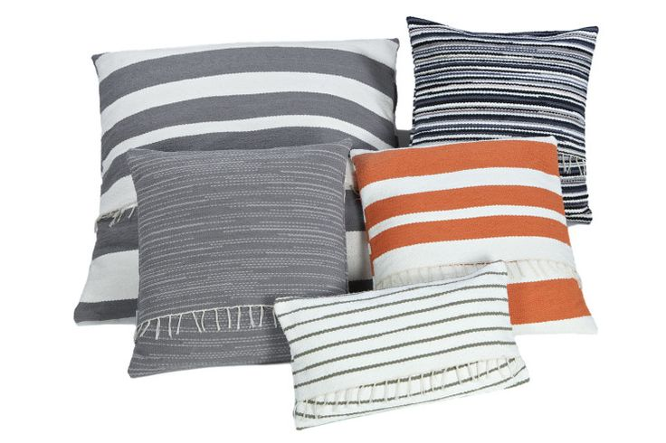 Lovely floorpillows are not only comfortable but also stylish! Check www.viitanordic.com