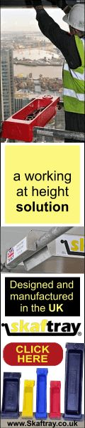 Scaffolding Trade, Building Trade, Animated Banner Examples - 120 x 600