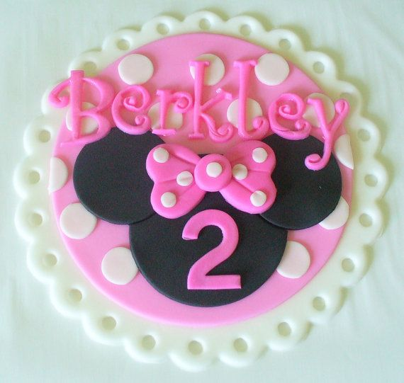 Personalized Images Cake Toppers