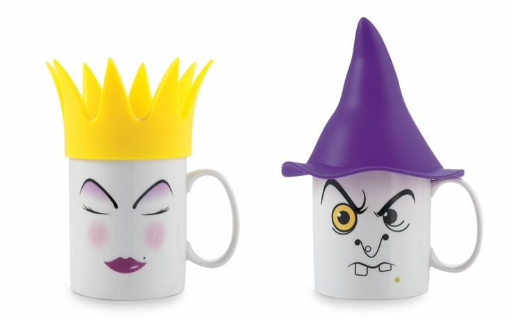 NOTORIOUS HATS | mugs by andrea vecera - photo © emy guzzini