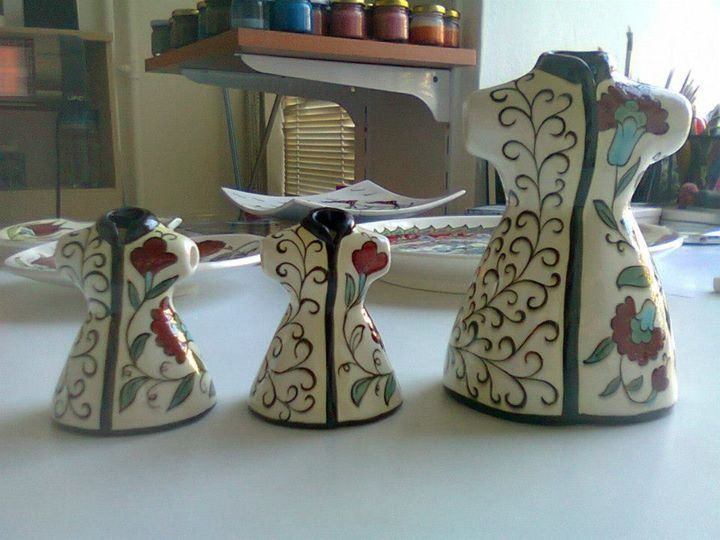 caftan Kaftan çini Ceramic plate ceramic tile çini
