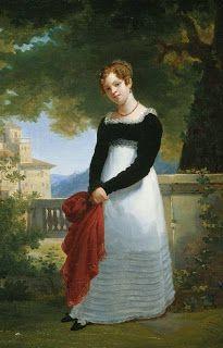 .História da Moda.: O Século XIX : Regência