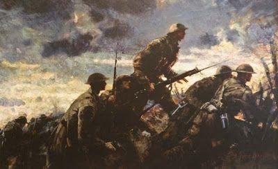 Az első Világháború margójára