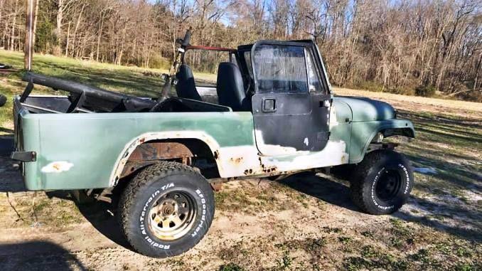 1981 Laredo 4 2l Auto In League City Tx In 2020 League City Laredo Jeep Scrambler