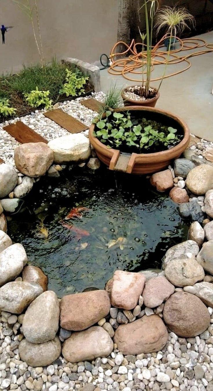 Pin On Garden Backyard fish farming ideas