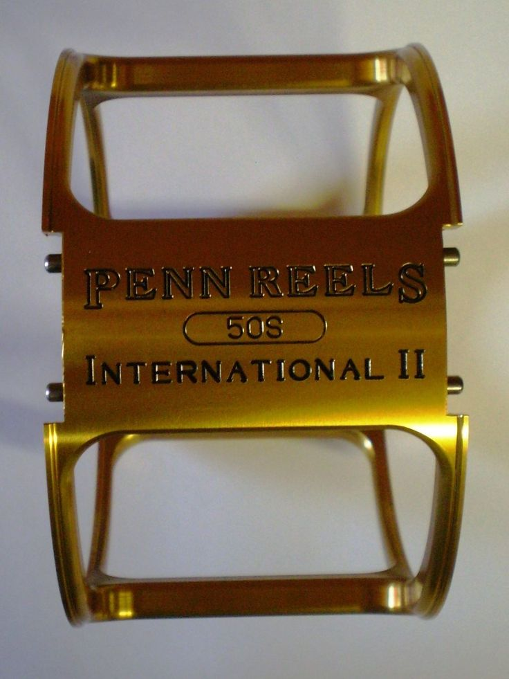 Reel Parts and Repair 178885: Penn Reels International Ii 183-050S Tube Frame -> BUY IT NOW ONLY: $59.95 on eBay!
