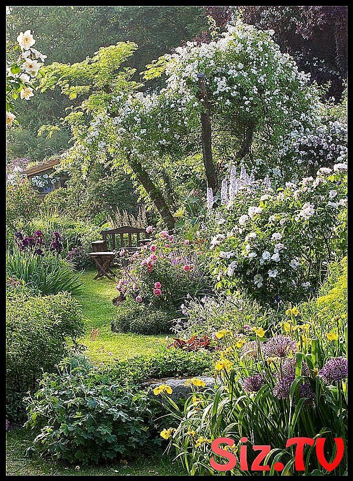 40 inspirations pour un jardin anglais Certes, il en faut pour tous les goûts mais pour ce qu…