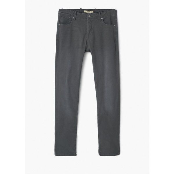 Pantaloni cotone 5b - Pantaloni da Uomo   MANGO (€40) via Polyvore