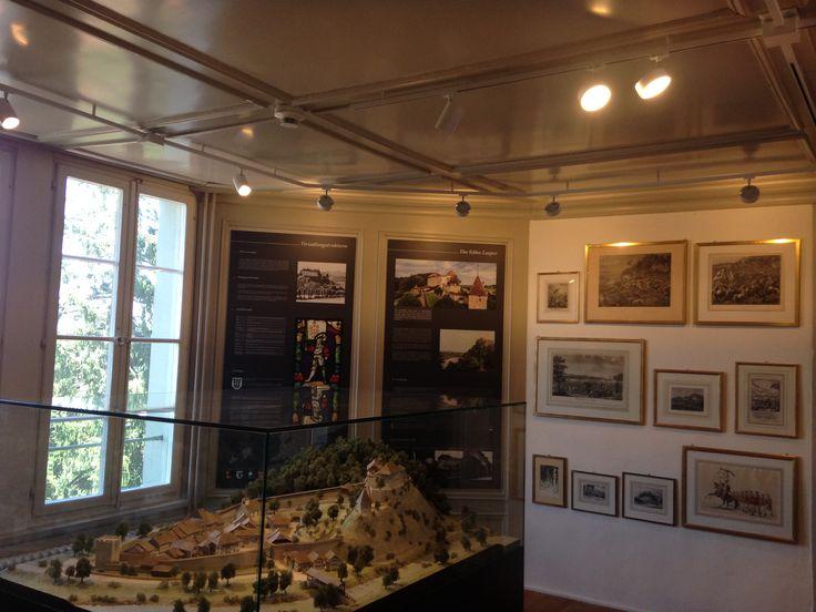 Beleuchtung Museum  #ammonideen