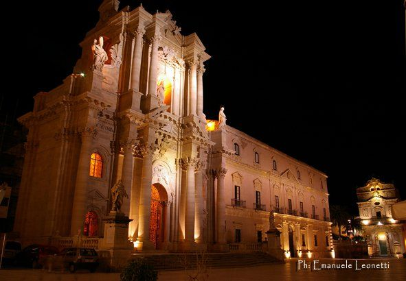 You can also go to Siracusa in Sicilia - maybe stay in Castelbuono and go for a daytrip .....