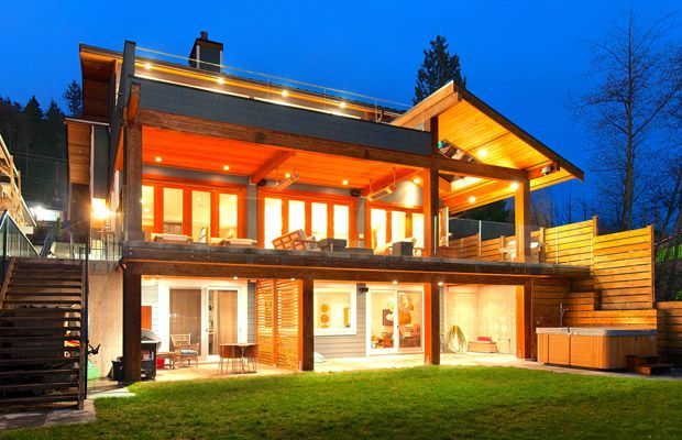 Inside stunning $4.798M waterfront Vancouver home
