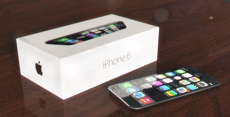 iPhone 6′nın Yeni Konsept Tasarımı Yapıldı