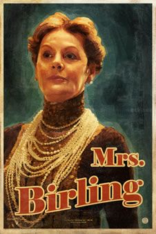 Mrs. Birling is the lady of the house. She is a cold hearted, superficial women that contributes to Eva's suicide by denying her the charity that her organization could have provided her when she most needed help and that left Eva in a very desperate situation. The Inspector's visit does little to change her attitude.