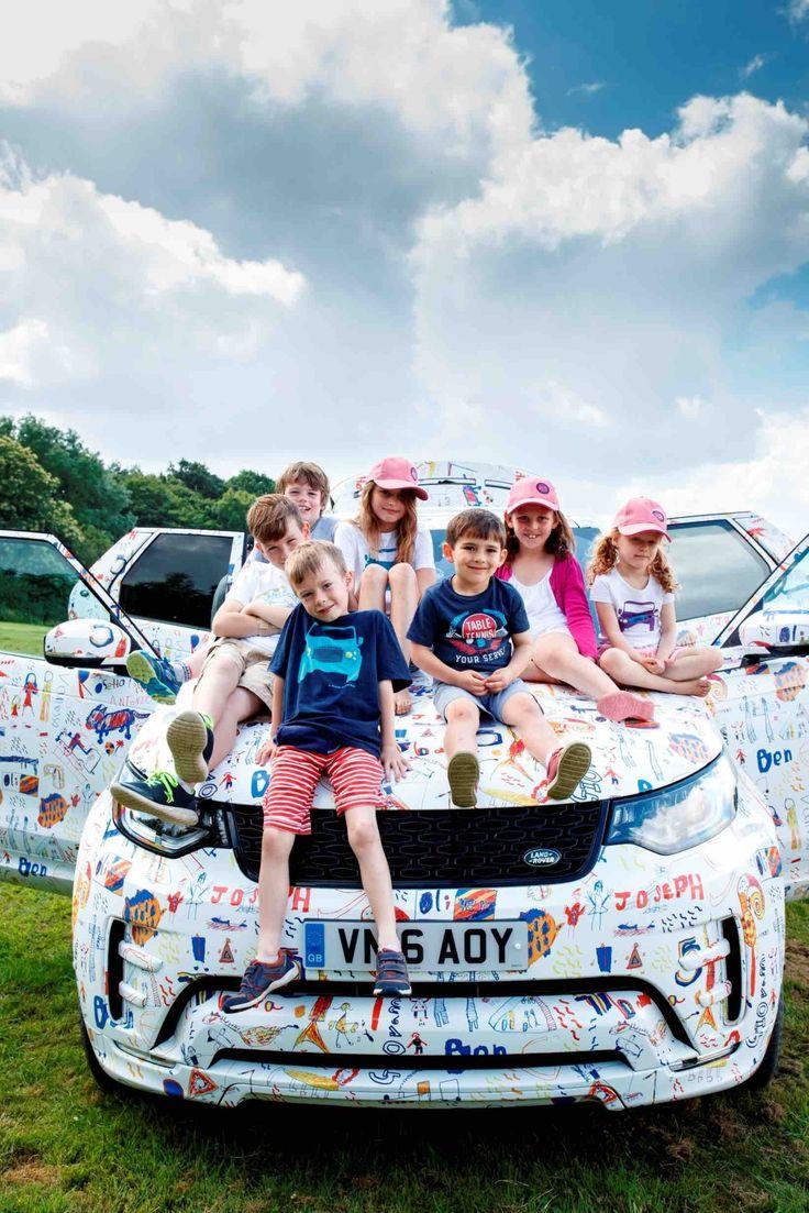 Kinder! Der ist ja innovativ: Der Erlkönig des Land Rover Discovery. #News #Motor