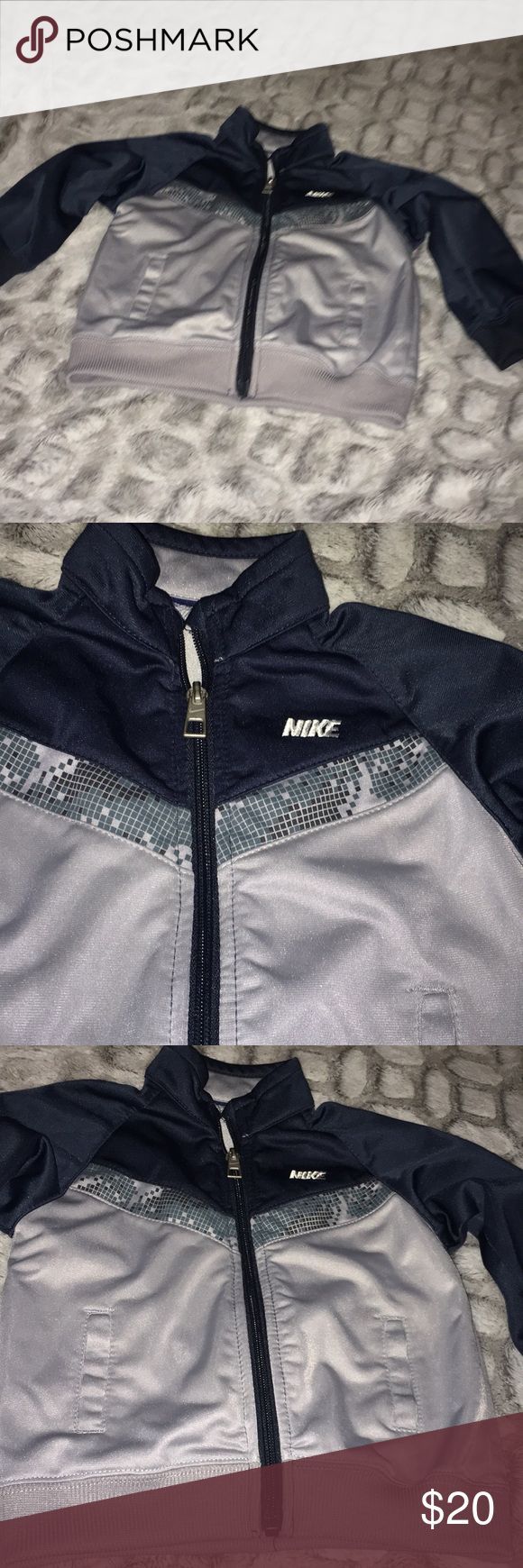 Cute Baby Nike Track Jacket In excellent condition. Nike Jackets & Coats
