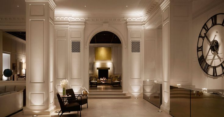 Public Hotels | Public Chicago | An Ian Schrager Hotel | 24 Hour Lobby Minibar - via http://bit.ly/epinner