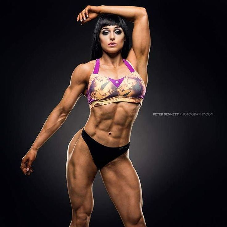 Sexy Muscle Babes   Things I Like  Muscular Women -3224