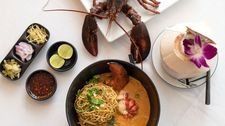 Khao Soi at You&Mee – Grand Hyatt Erawan – Bangkok Foodies