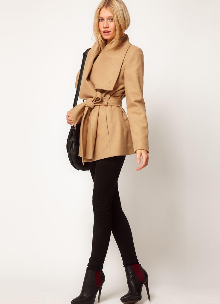 Фасоны пальто и модели (104 фото): женские модные 2016, двустороние, для невысоких, с капюшоном, короткие модели, пальто-жилет