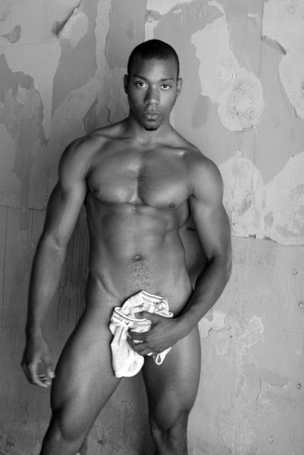 HOT BLACK MEN: Jimmy Ramsey