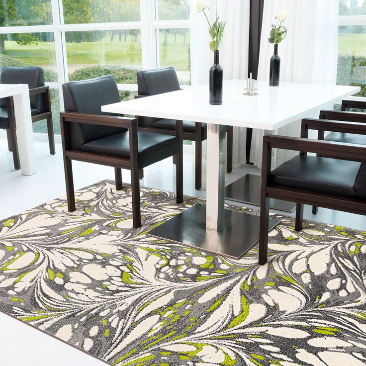 Arte Espina Moire Rugs Are Power Loomed With A 100 Heatset Polypropylene Pile That Offer