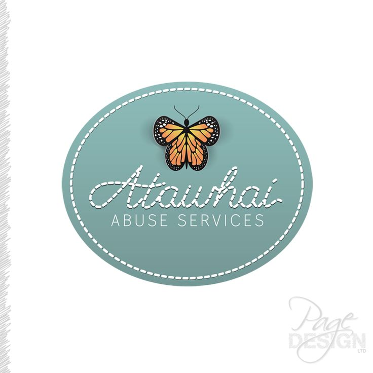 Logo Design for Atawhai Abuse Services, Three Lakes Clinic (TLC), Rotorua, NZ