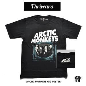 Ready Stock ! Kaos Musik Arctic Monkeys Order to : BBM : 271ABAB1 | Whatsapp : 085794496151 | LINE Official : @0wur9474c