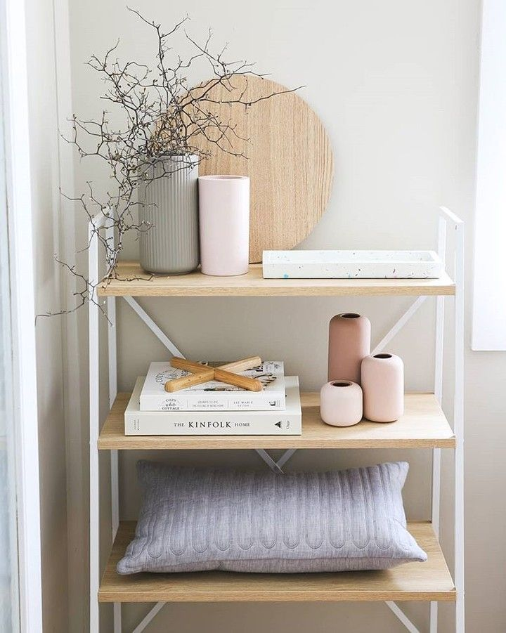 Kmart Australia On Instagram Keep It Simple And Understated With Our Scandi Ladder Bookshelf 29 Thanks For The Home Decor Australia Kmart Decor Ikea Decor
