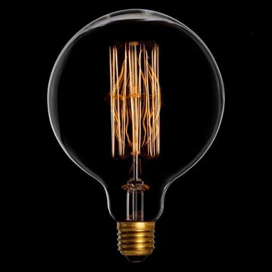 1000 id es sur le th me ampoule incandescente sur pinterest ampoule retro ampoule filament et. Black Bedroom Furniture Sets. Home Design Ideas