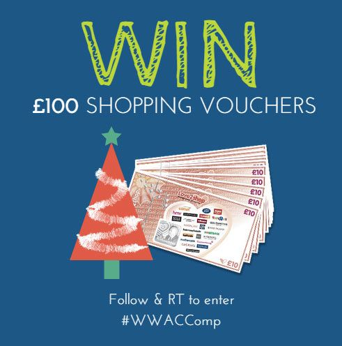 Enter NOW for a chance to # WIN £100 worth of Love2shop vouchers just in time for Christmas! You have until 3rd December 2014 to enter. #competition Follow us on Twitter and RT to enter, see competition rules here: https://www.wewantanycar.com/news/high-street-vouchers-to-be-won/