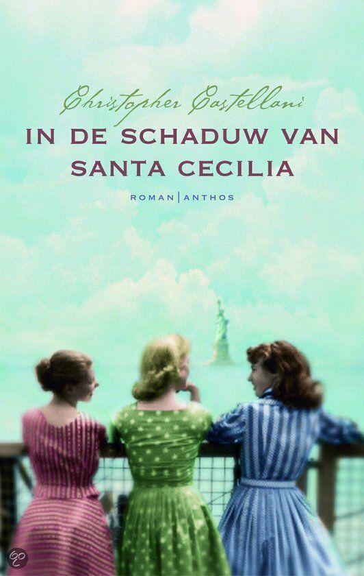 15/52 #boekperweek *** Het boek speelt zich af in de jaren 50, toen veel Italianen naar Amerika emigreerden.