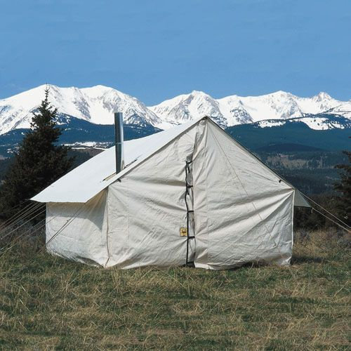 Montana Canvas Wall Tents Awesome                                                                                                                                                                                 More
