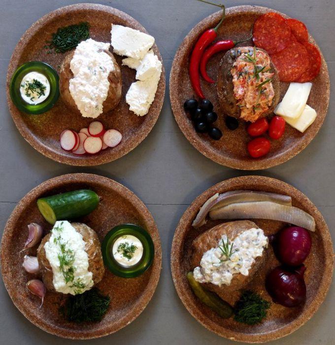 Karfofelki w Warsaw Potato przyrządzane na tysiące sposobów :)