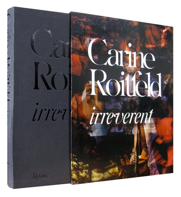 Carine Roitfeld, Irreverent. Book available at Busatti, Double Bay Boutique.