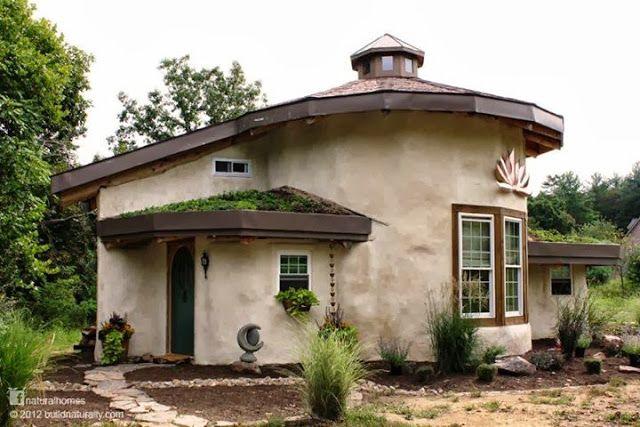 Cob Homes and a Dream