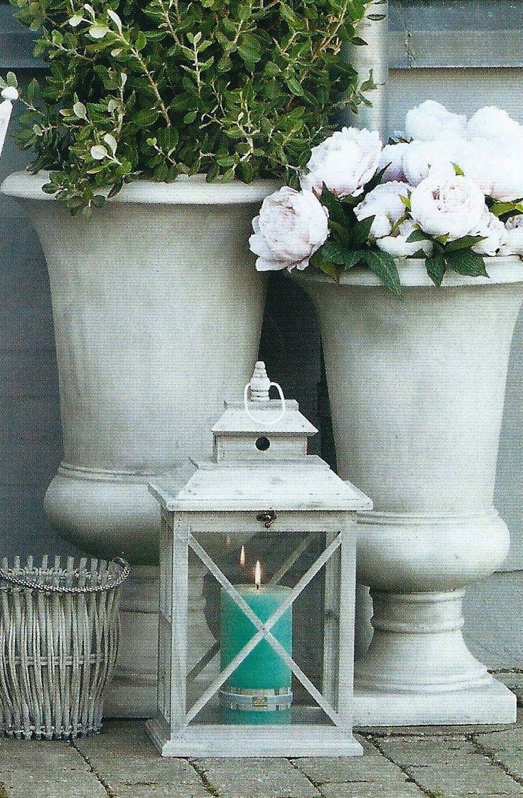 #Mazzelshop-- #Inspiratie #Decoratie #Wit #Tuin #Zomer #White #Garden #Decorations #Outside  #Flowers #Home
