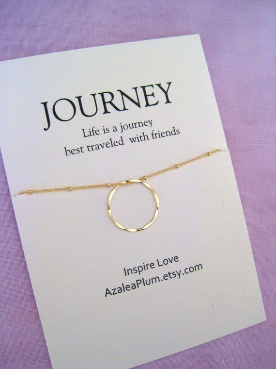 40th Birthday Gifts For Women Best Friend Gift Gold Circle Inspirational Her