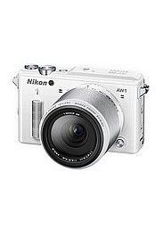 NIKON 1 AW1 11-27,5mm järjestelmäkamera