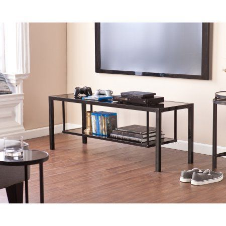 Holly & Martin Maians Media Console for TVs up to 46 inch, Black
