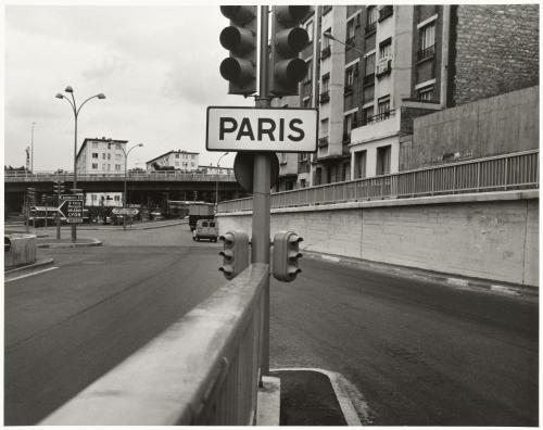 """"""" 6 mètres avant Paris """" Rue Elisée-Reclus - Kremlin-Bicêtre - Porte d'Italie 13ème arrondissement, Paris   Paris Musées"""